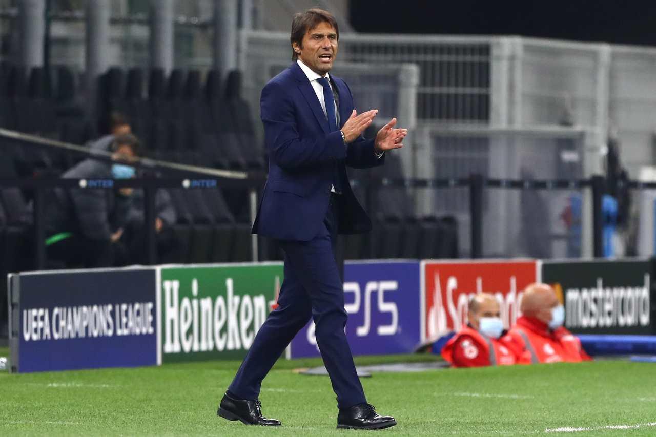 Inter, le probabili formazioni e le scelte di Antonio Conte