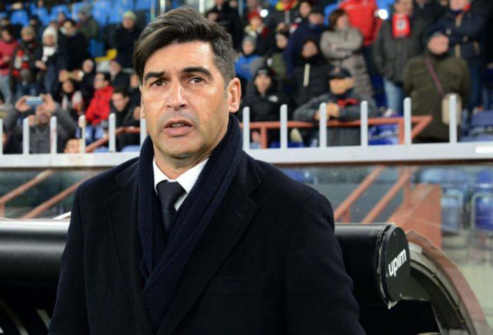 Calciomercato Roma Fonseca conferenza