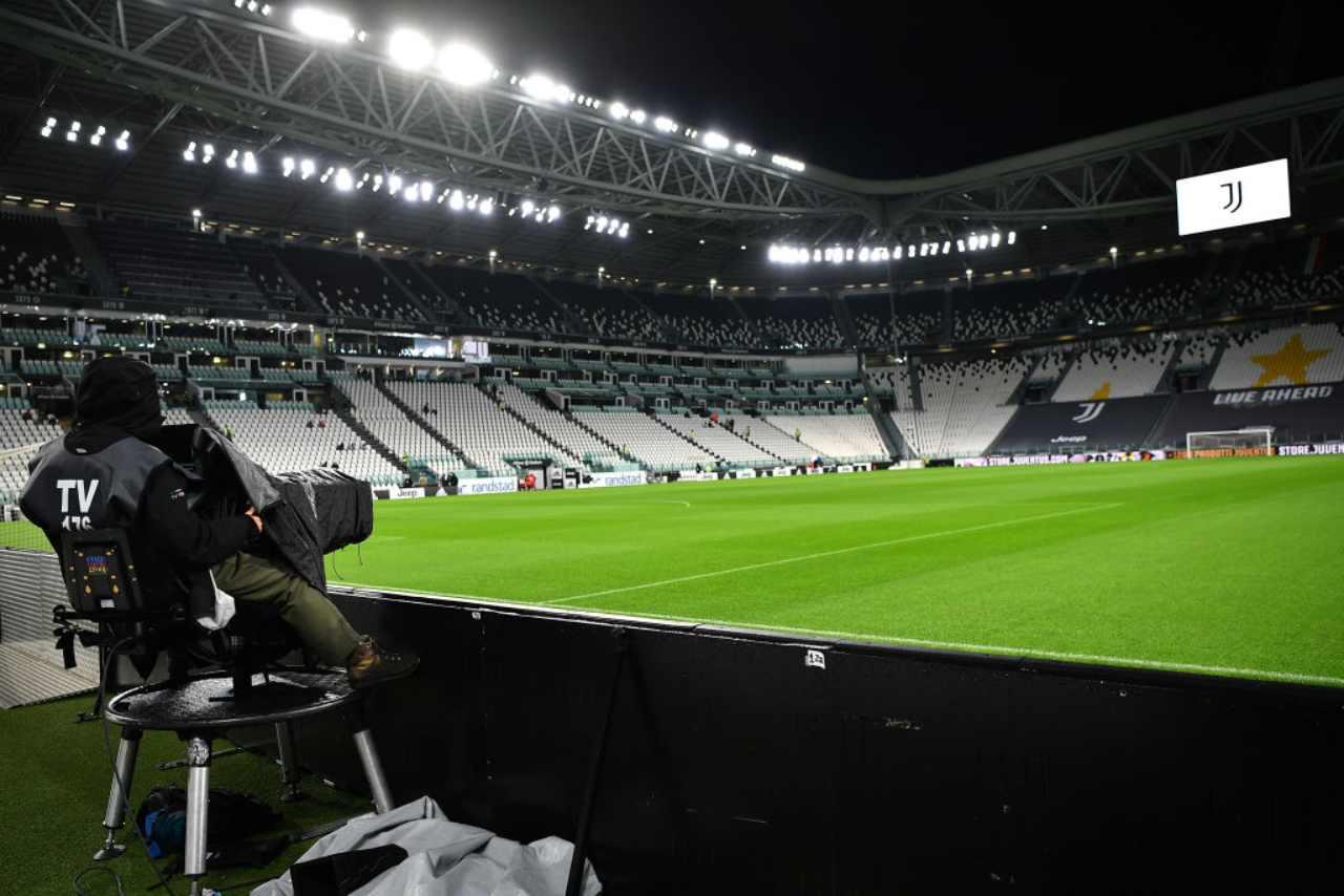 Juventus-Napoli data