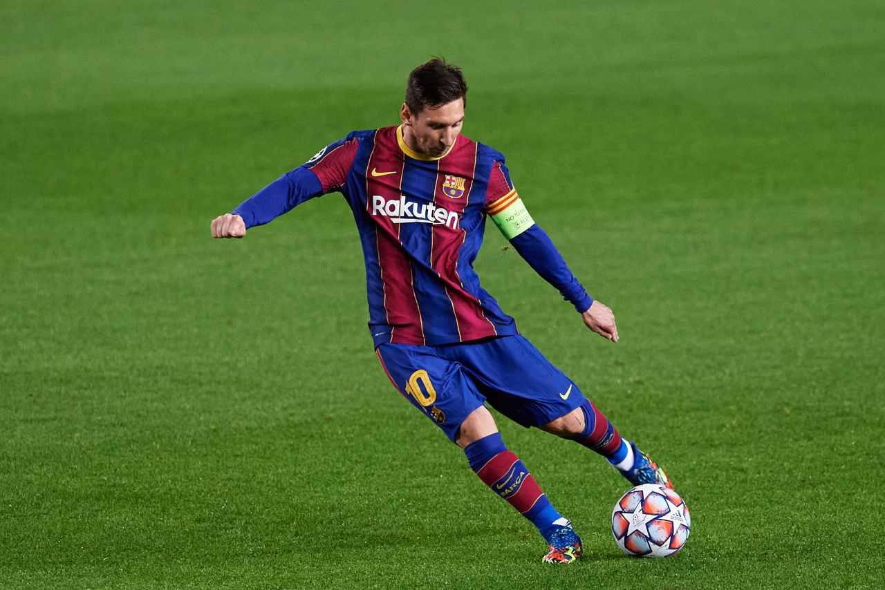 Calciomercato Inter: Messi
