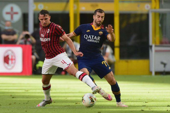 Milan infortunio Bennacer