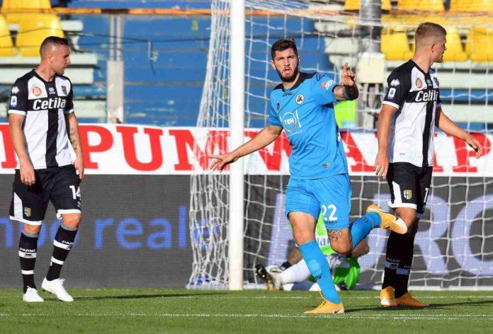 Spezia-Parma risultato live