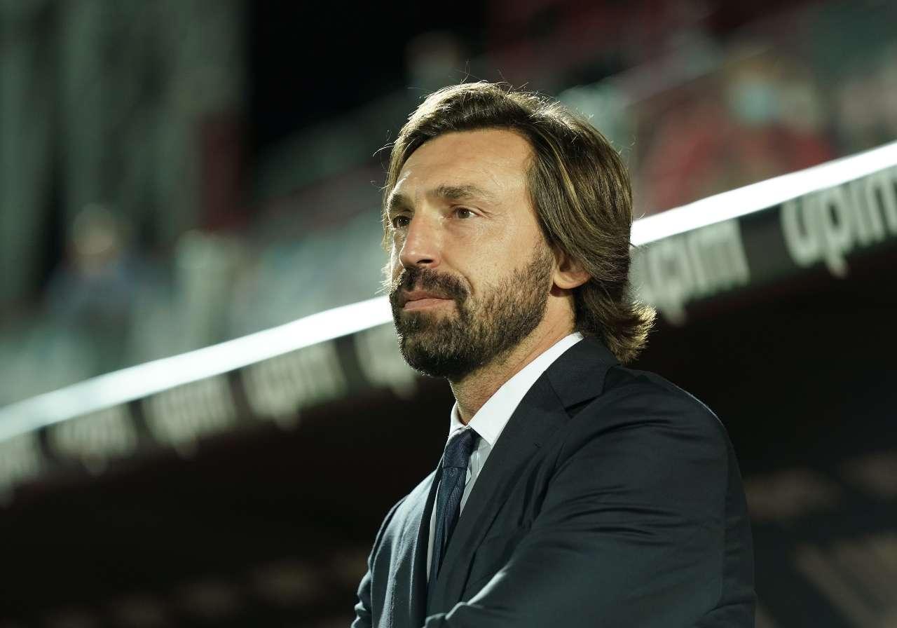 Juventus-Verona: intervista a Pirlo