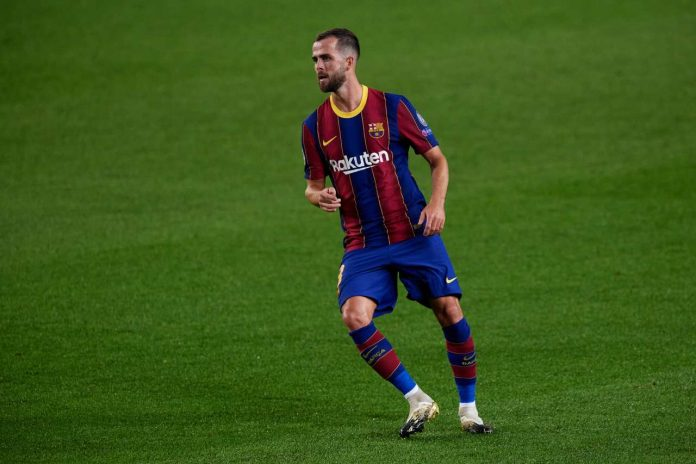 Notizie Barcellona Pjanic