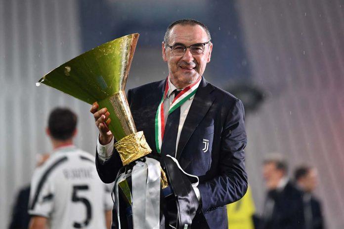 Lazio Maurizio Sarri