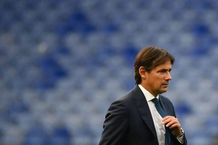 Inzaghi Club Brugge Lazio