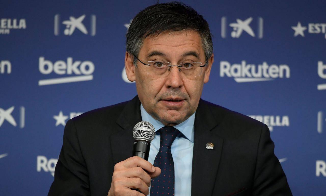 Bartomeu presidente Barcellona calcio