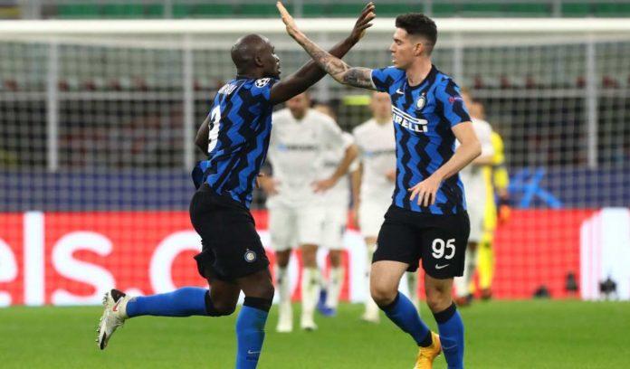 Bastoni Lukaku Inter