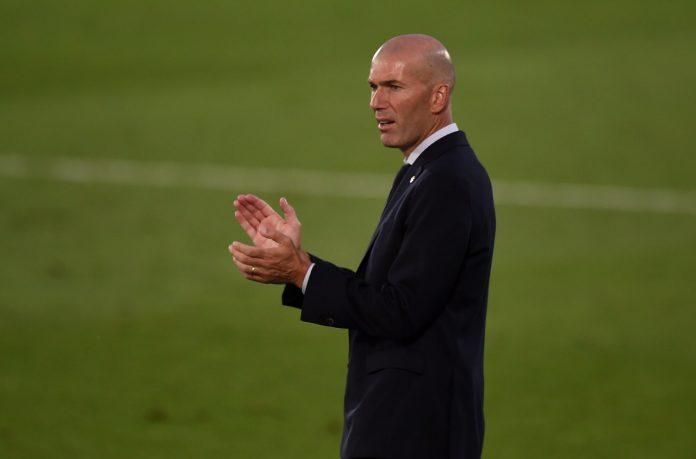 Juventus Zinedine Zidane