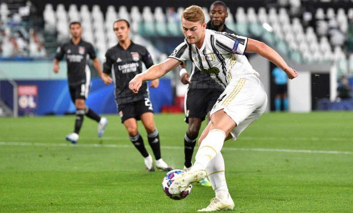 Juventus De Ligt capitano