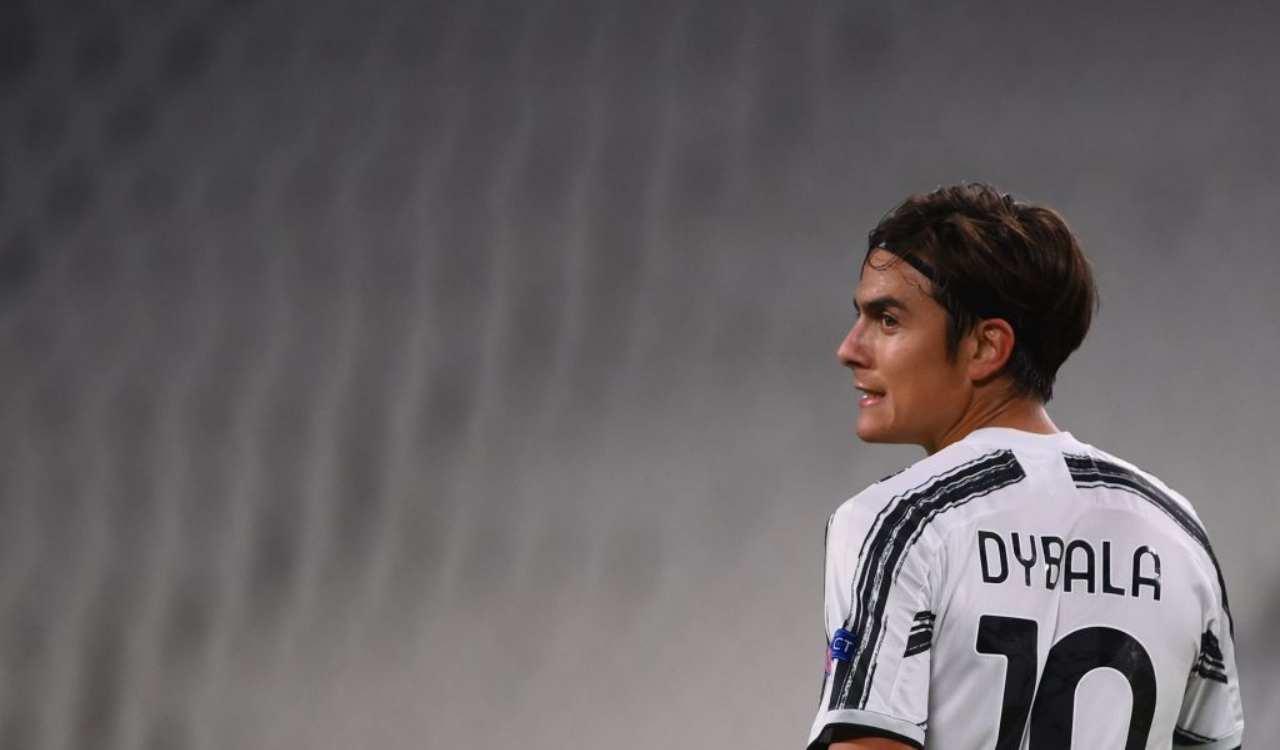 Juventus Dybala Real Madrid