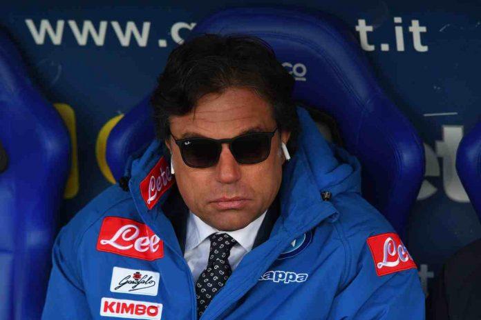 Calciomercato Napoli Emerson Palmieri