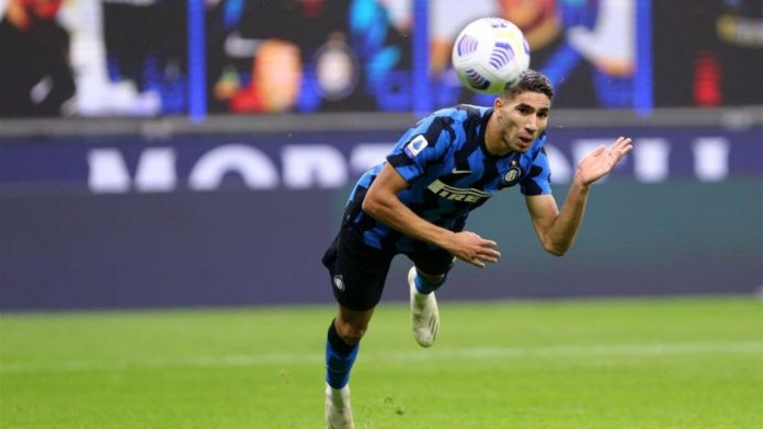 INTER ULTIME HAKIMI