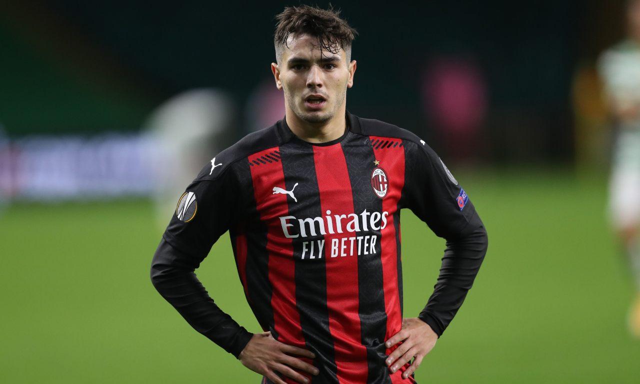 Milan infortunio Brahim Diaz