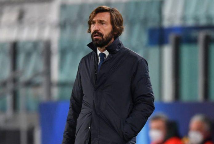 Juventus esonero Pirlo