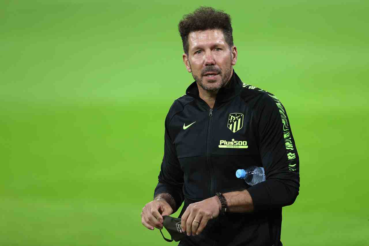 Calciomercato Inter: Simeone