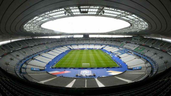 Europei Tifosi stadio