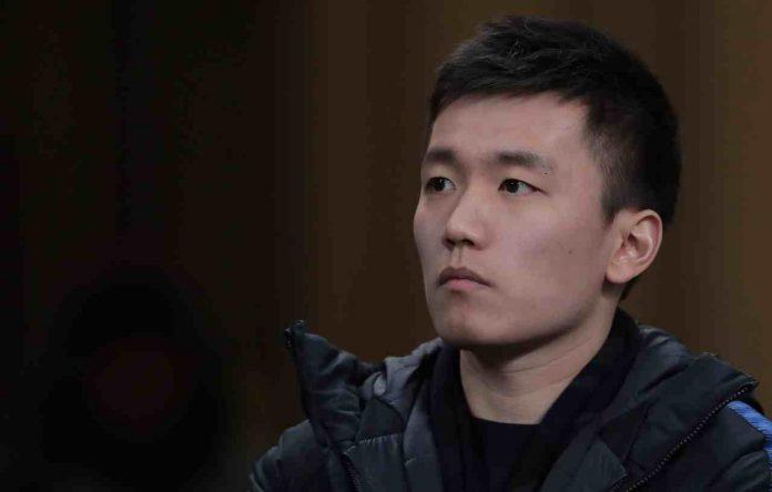 Inter, le parole di Zhang