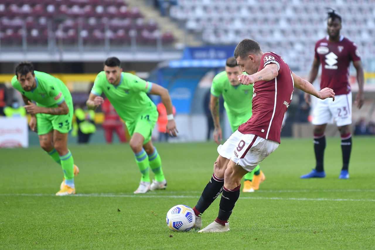 Notizie Torino infortunio Belotti