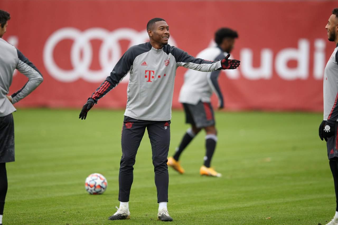 alaba Bayern Monaco