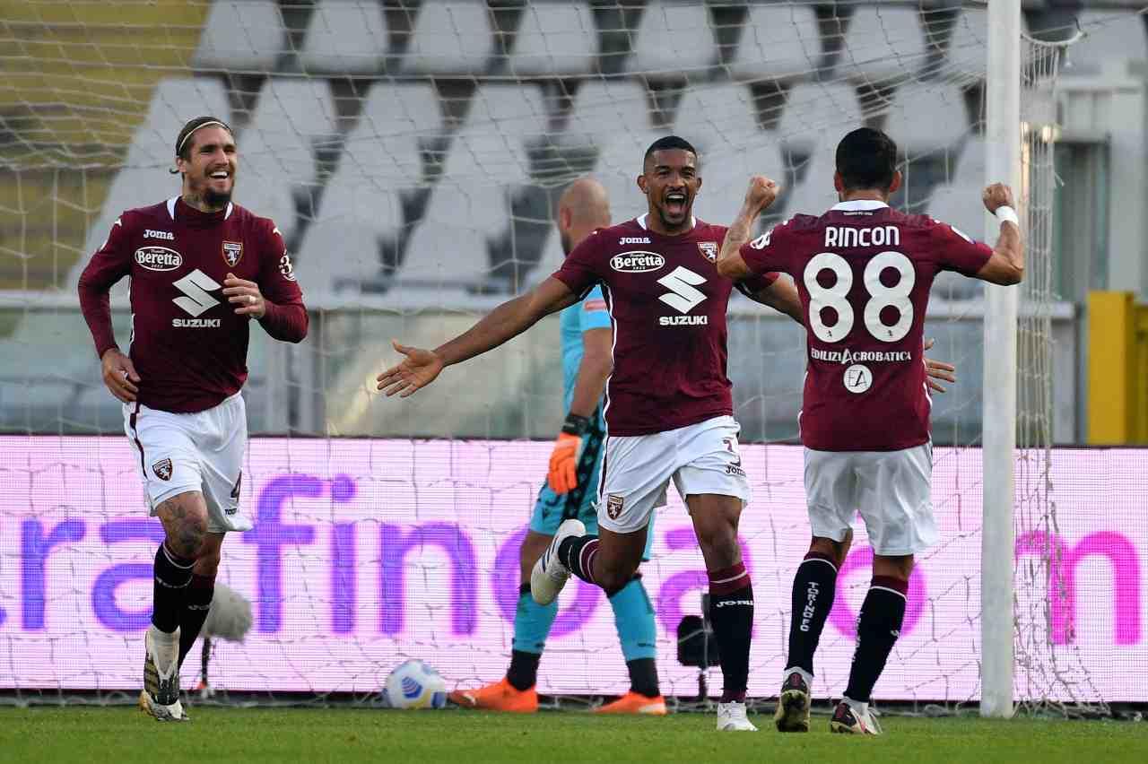 Calciomercato Torino Bremer