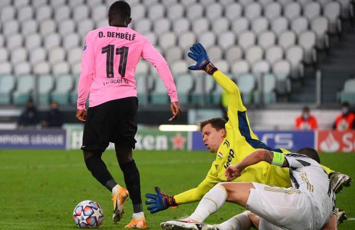 Dembele Juventus