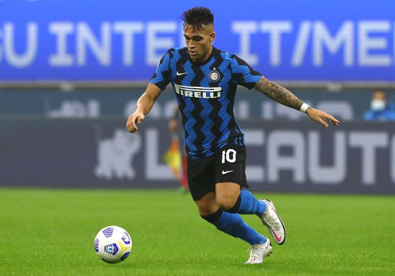 Calciomercato Inter Lautaro Martinez