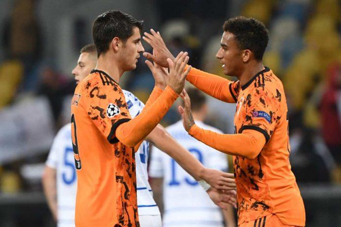 Ferencvaros-Juventus morata