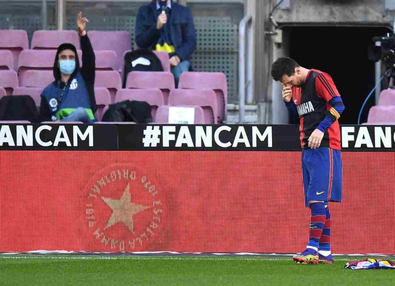 Calciomercato Inter Messi Moratti