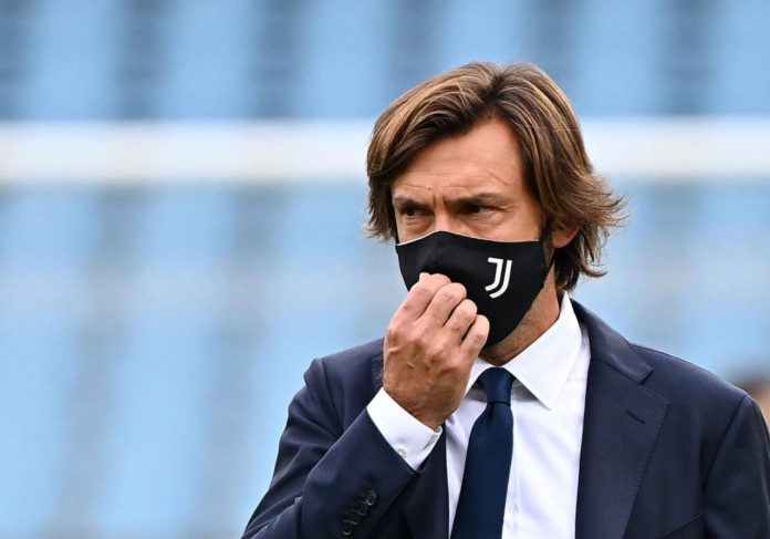 Inter-Juventus conferenza Pirlo