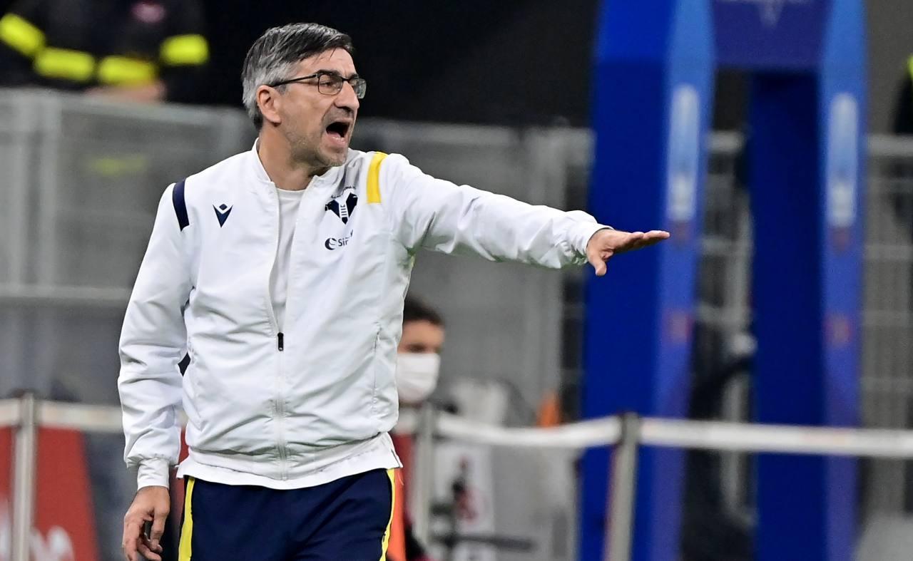 Milan-Verona Juric