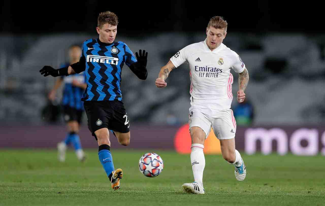 Calciomercato Inter: Barella