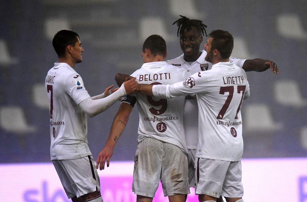 Belotti Torino Lazio