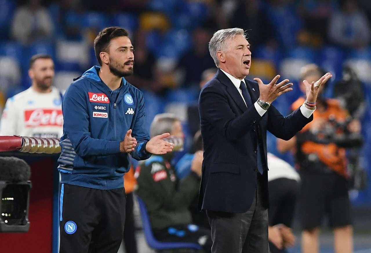 Calciomercato Ancelotti