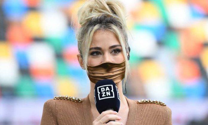 Diritti tv Serie A Diletta Leotta
