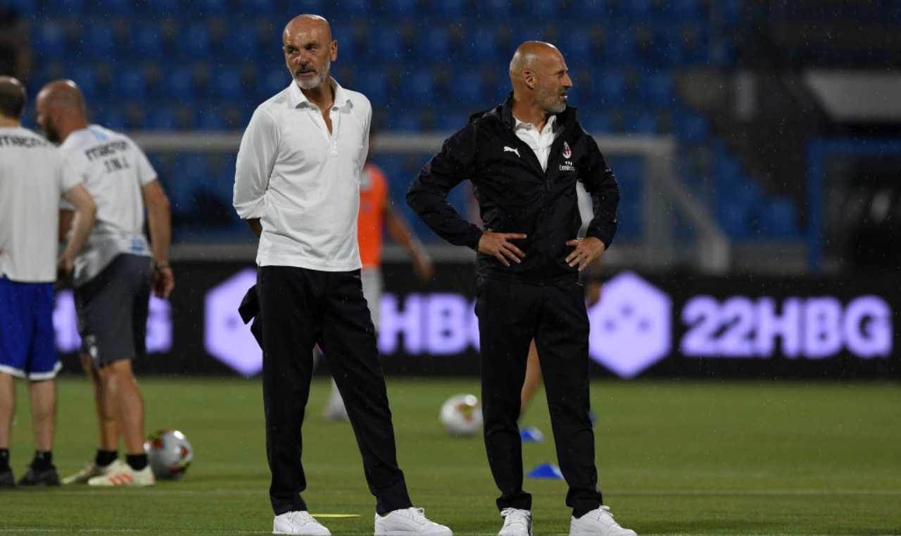 Milan-Juventus asl rinvio