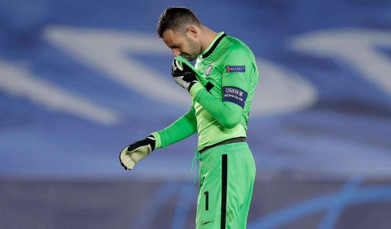 Inter addio Handanovic