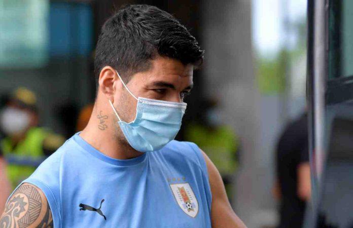 Uruguay Luis Suarez