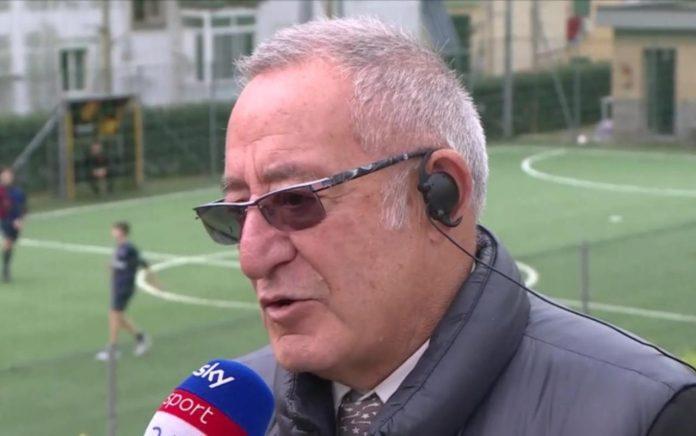 Calciomercato Benevento, esonero Inzaghi: annuncio di Vigorito in diretta
