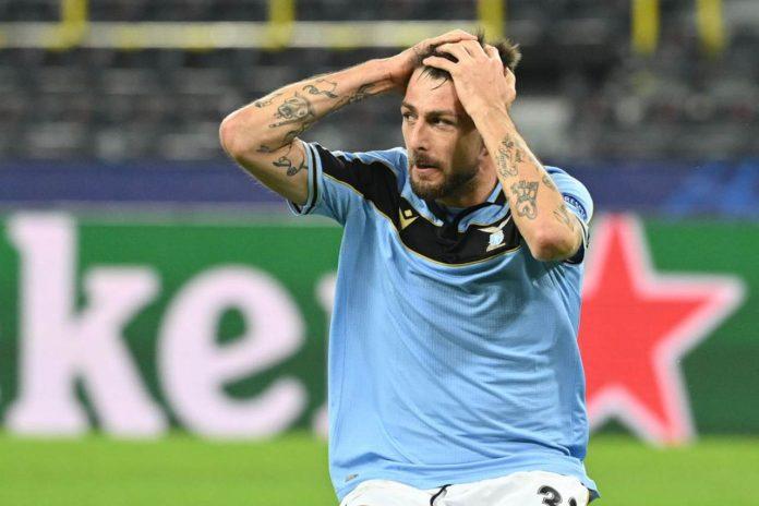 Lazio infortunio Acerbi