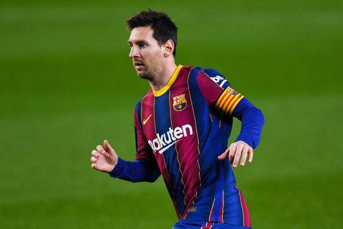 Barcellona Lionel Messi