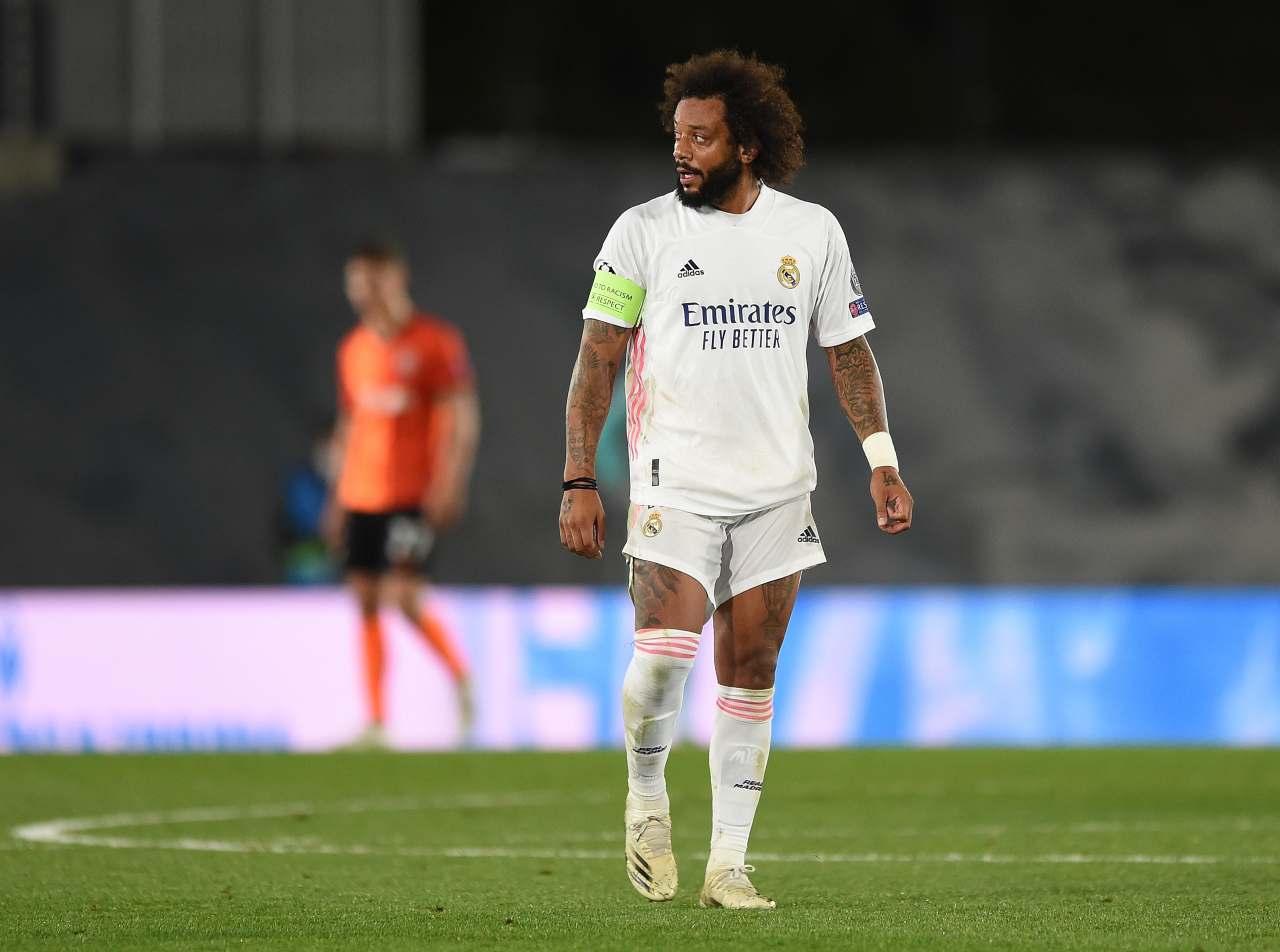 Calciomercato Juventus Marcelo