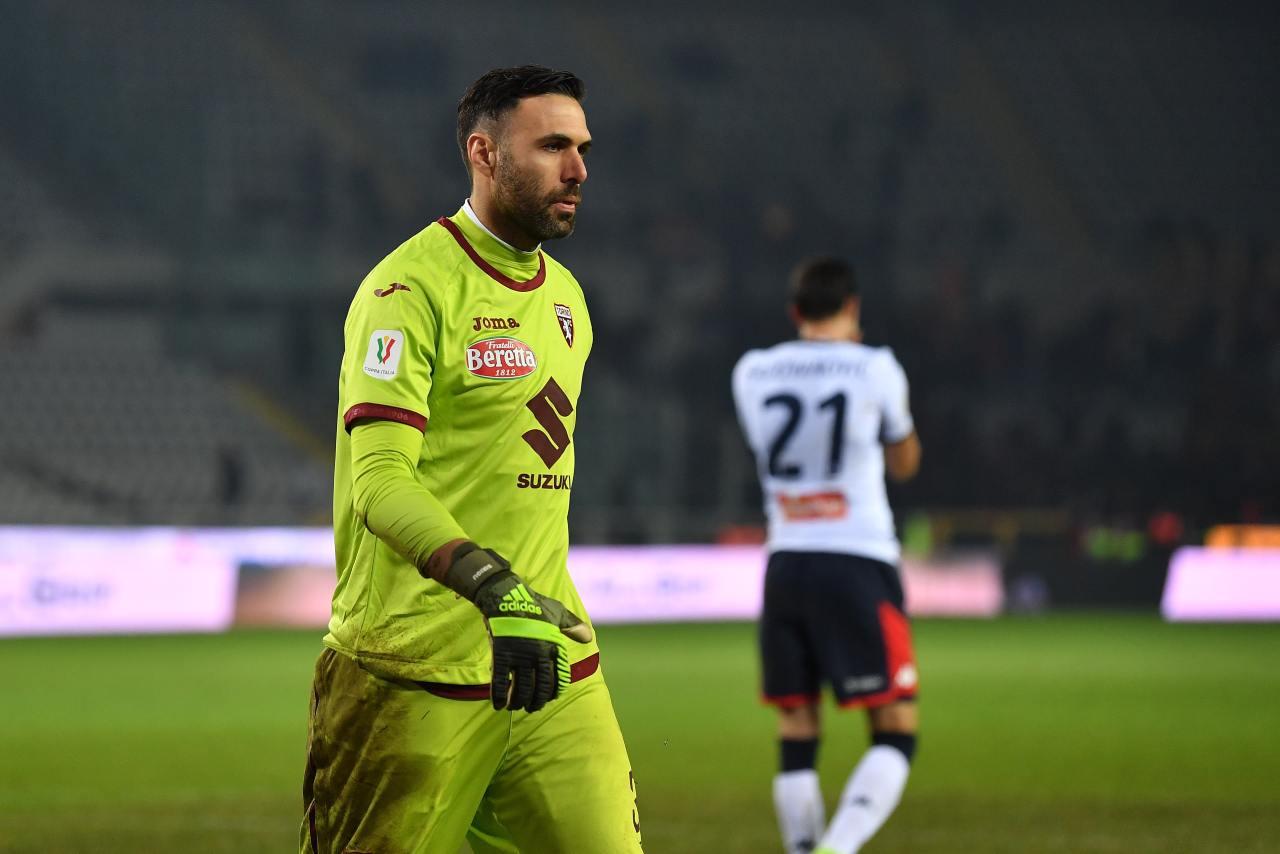 Calciomercato Genoa Sirigu