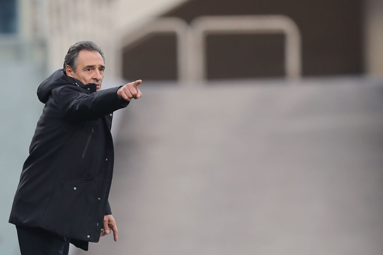 Prandelli Juventus-Fiorentina