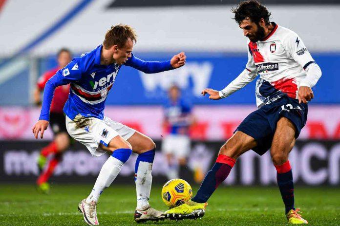 Calciomercato Juventus Damsgaard