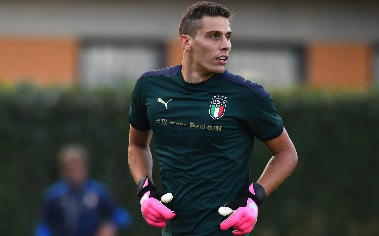 Marco Silvestri inter