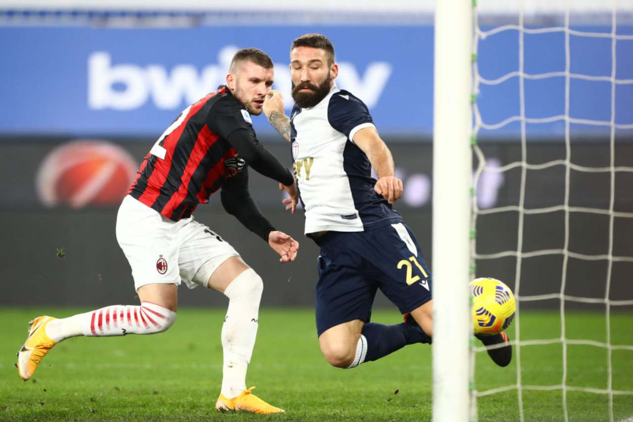 Moviola Sampdoria Milan