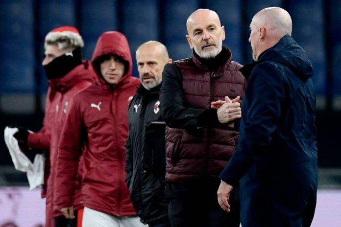 Formazioni ufficiali Milan-Genoa