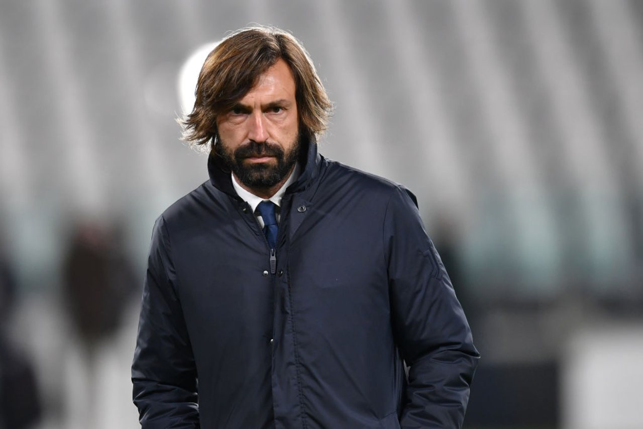 Inter-Juventus conferenza Pirlo