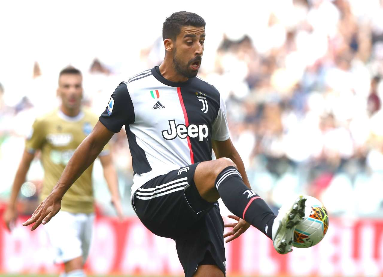 Calciomercato Juventus Khedira